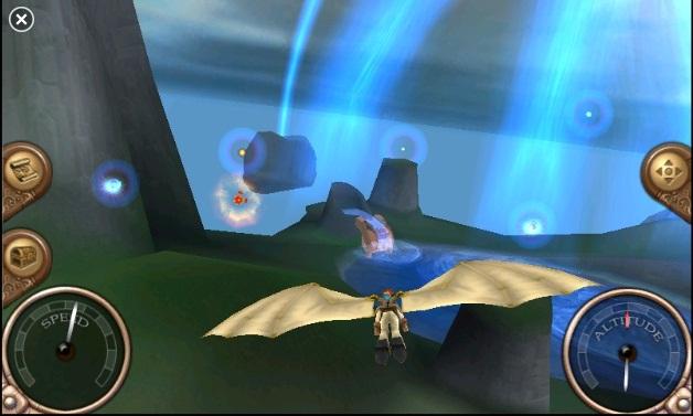 Glyder: Adventure Worlds icon