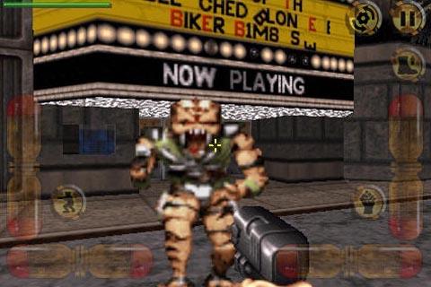 Duke Nukem 3D iPhone update finally released onto App Store