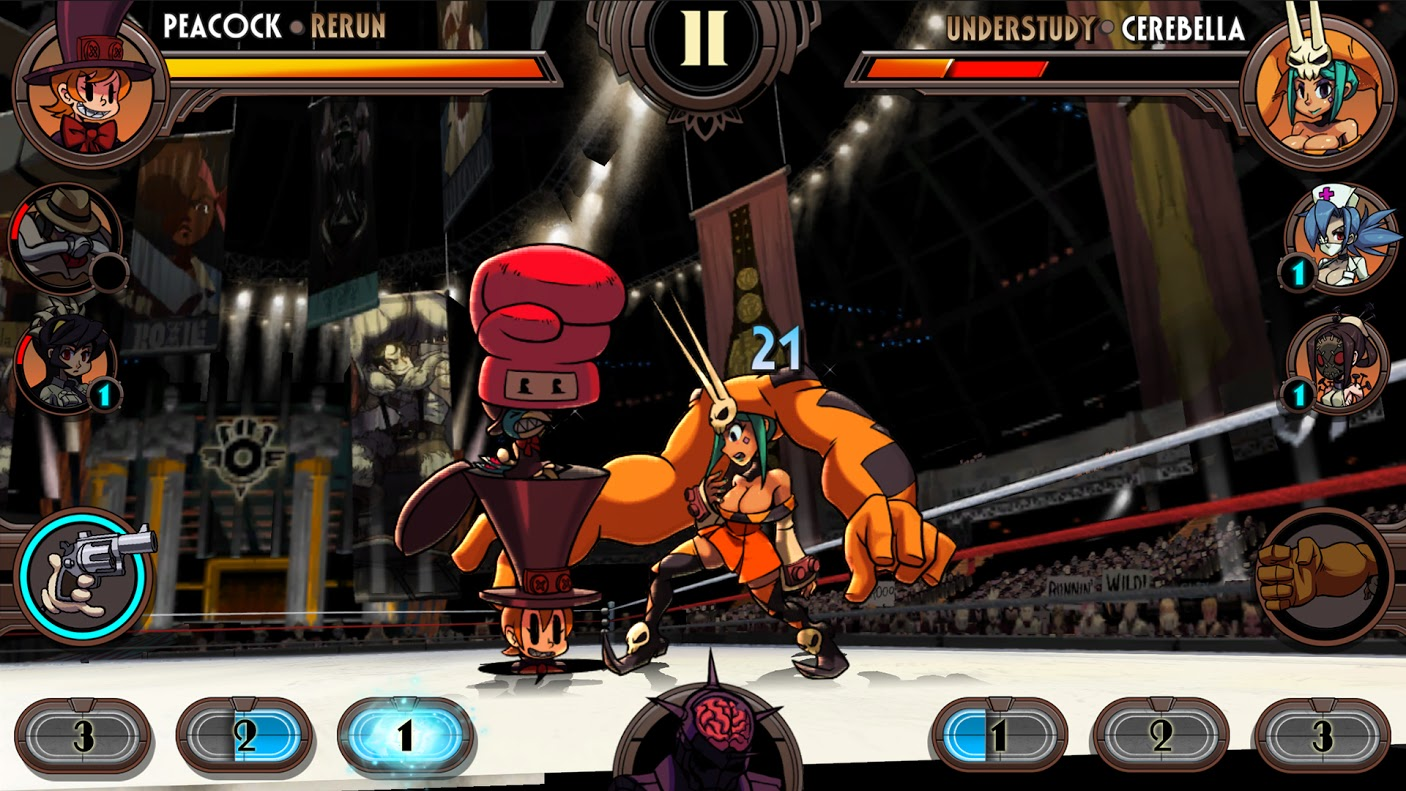 Interview: Hidden Variable Studios on making Skullgirls Mobile's mobile multiplayer work and future plans