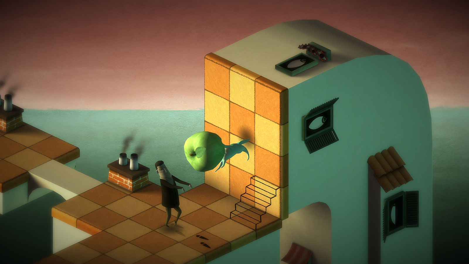 Gamescom '14 Quick Pick - Back to Bed is a surreal sleepwalking puzzler, inspired by Dali