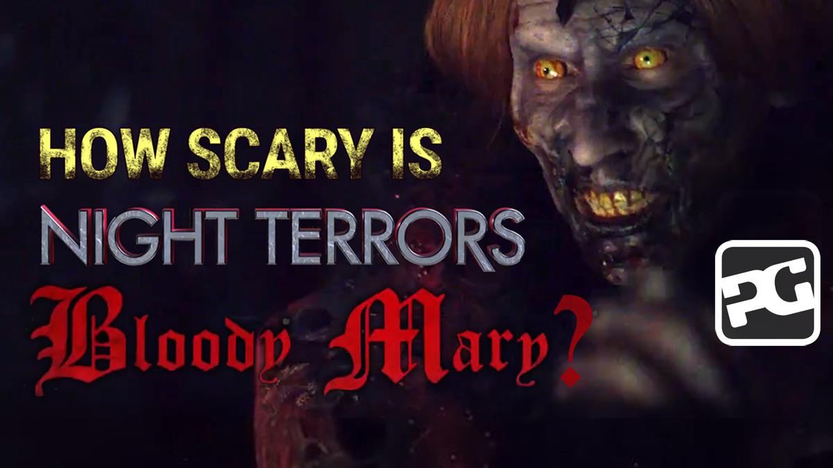"Night Terrors: Bloody Mary video hands-on - ""Paranormal Activity on your smartphone"""