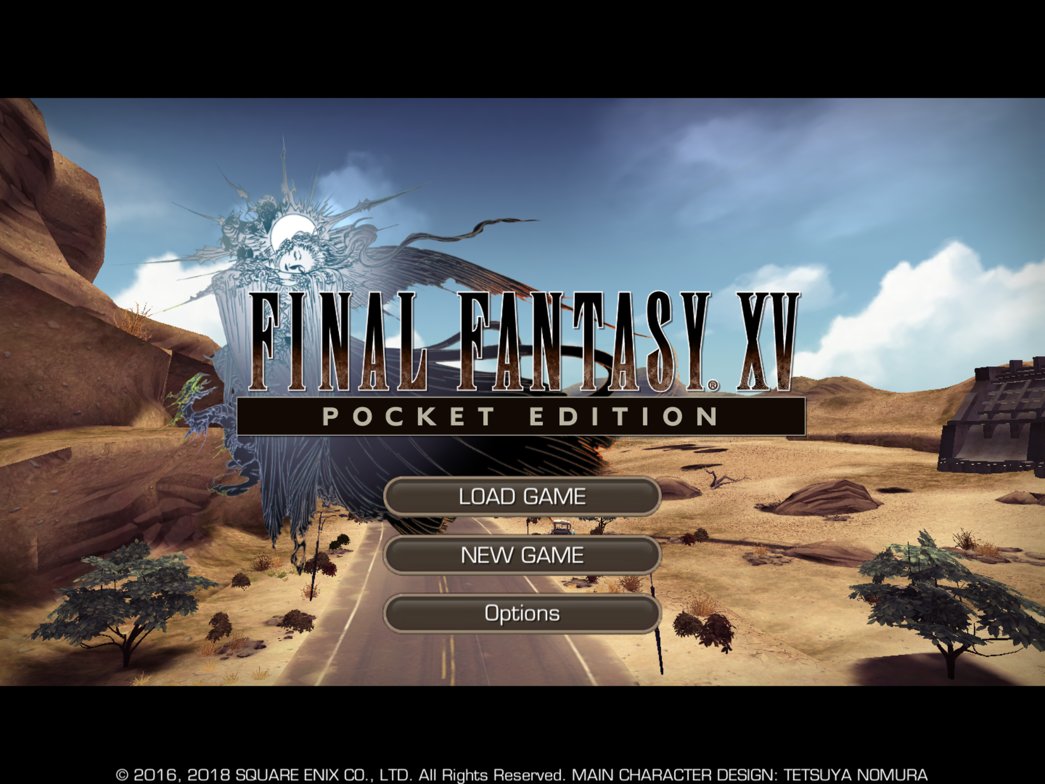 Final Fantasy XV Pocket Edition review - A startling