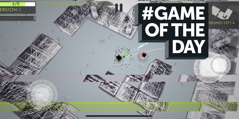 GAME OF THE DAY - Atomine is a super-slick twin-stick shooter