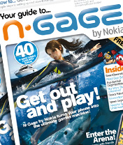 Free Guide to N-Gage by Nokia magazine!