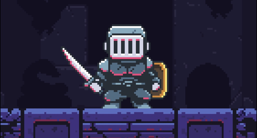 Game of the day - Hoppenhelm is a pared back action platformer with bite