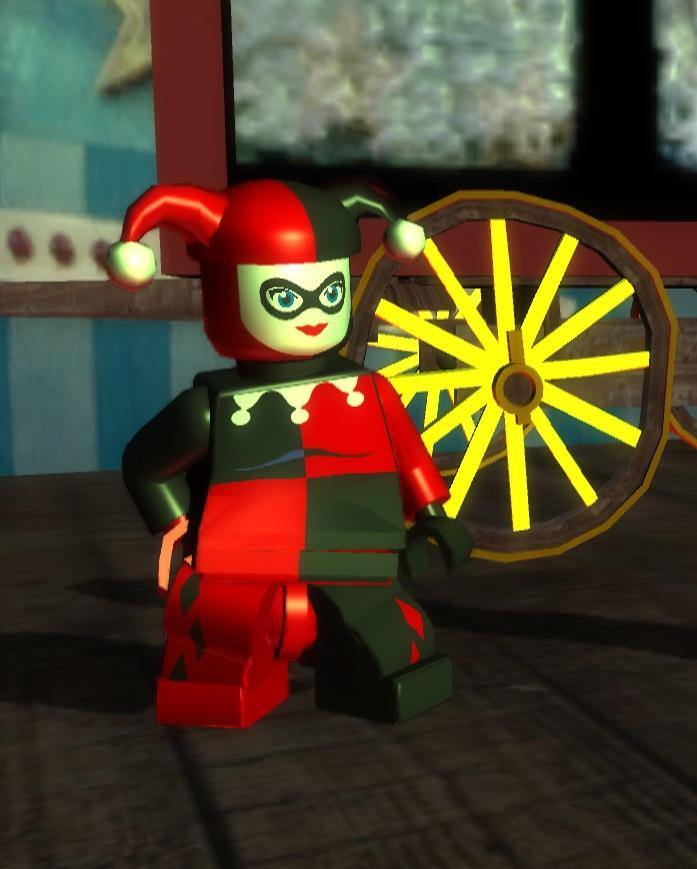 The cape comes off Lego Batman