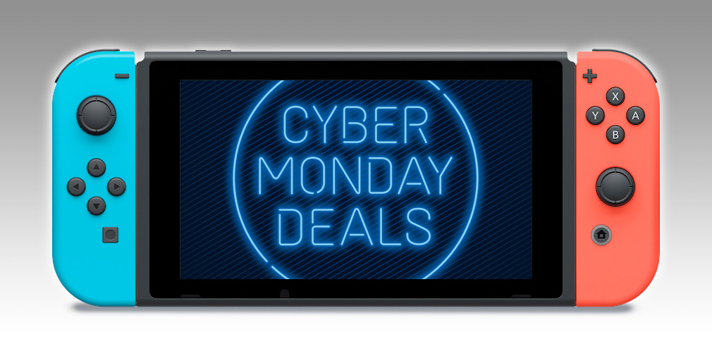 Cyber Monday 2018 - Best portable gaming deals