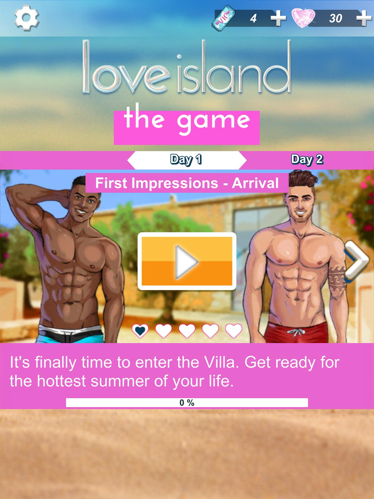 Harry's hot takes: 5 things from Love Island that should appear in Love Island: The Game