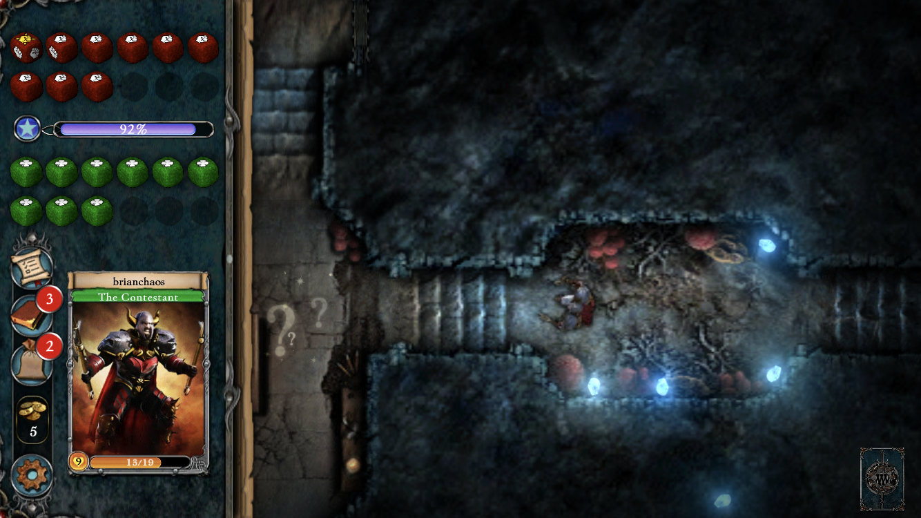 Fighting Fantasy Legends Portal review - The game book reimagined as a dungeon crawl