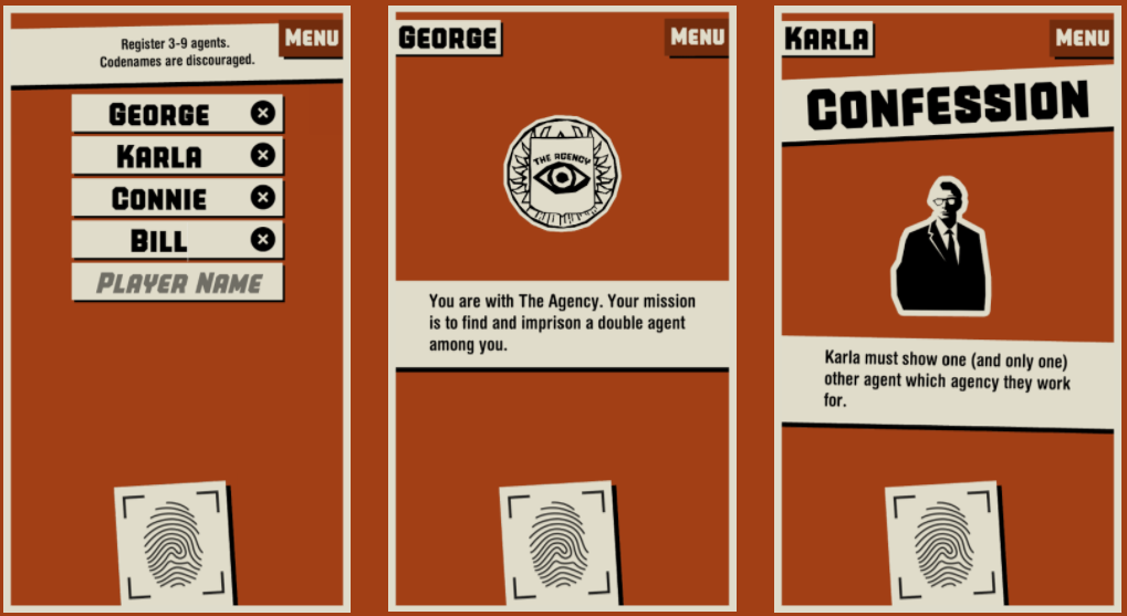 Triple Agent wants to turn your friends into backstabbing spies