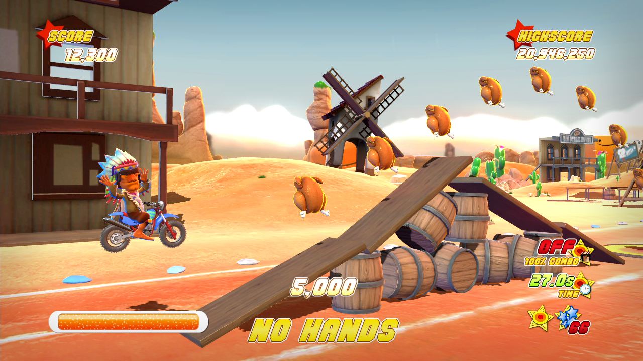 Hit PS3 bike balancer Joe Danger heading to iOS and Android