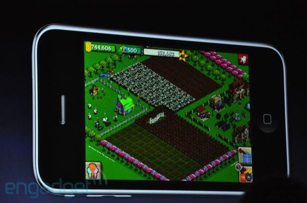 WWDC 2010: FarmVille heading to iPhone