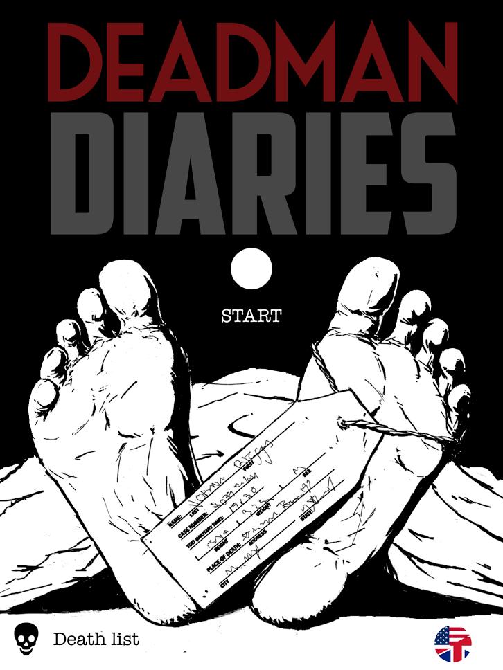 Deadman Diaries review - a dead man walking?