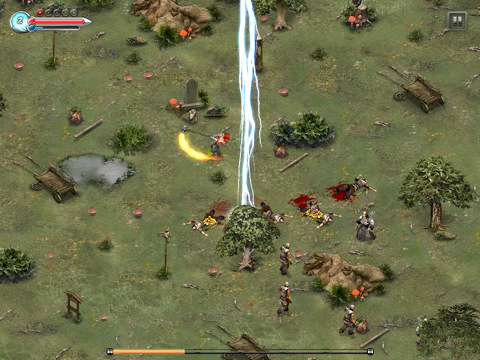 Free iPad game: Braveheart HD