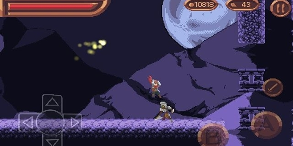 Unbroken Soul is an action platformer all about pinpoint timing, coming to mobile this year