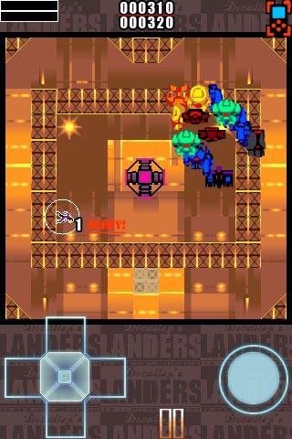 Landers Invaders blasts onto the App Store