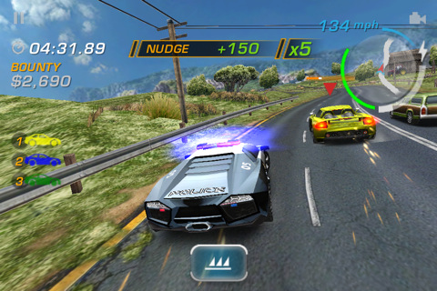 Need for Speed: Hot Pursuit roars onto iPhone in New Zealand