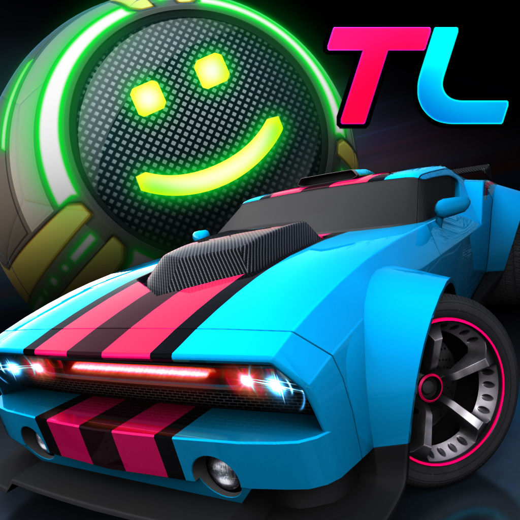 Turbo League - Very much Rocket League but on your mobile