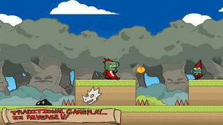 Spoiler Alert, the clever platformer that's played in reverse, is out right now for iPad and iPhone