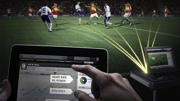 Adidas to bring miCoach tracking to the touchline in MLS All-Star Game