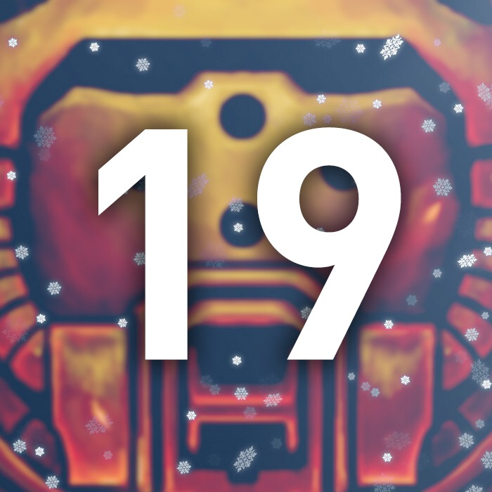 Pocket Gamer's recommendation-a-day advent calendar: Templar Battleforce