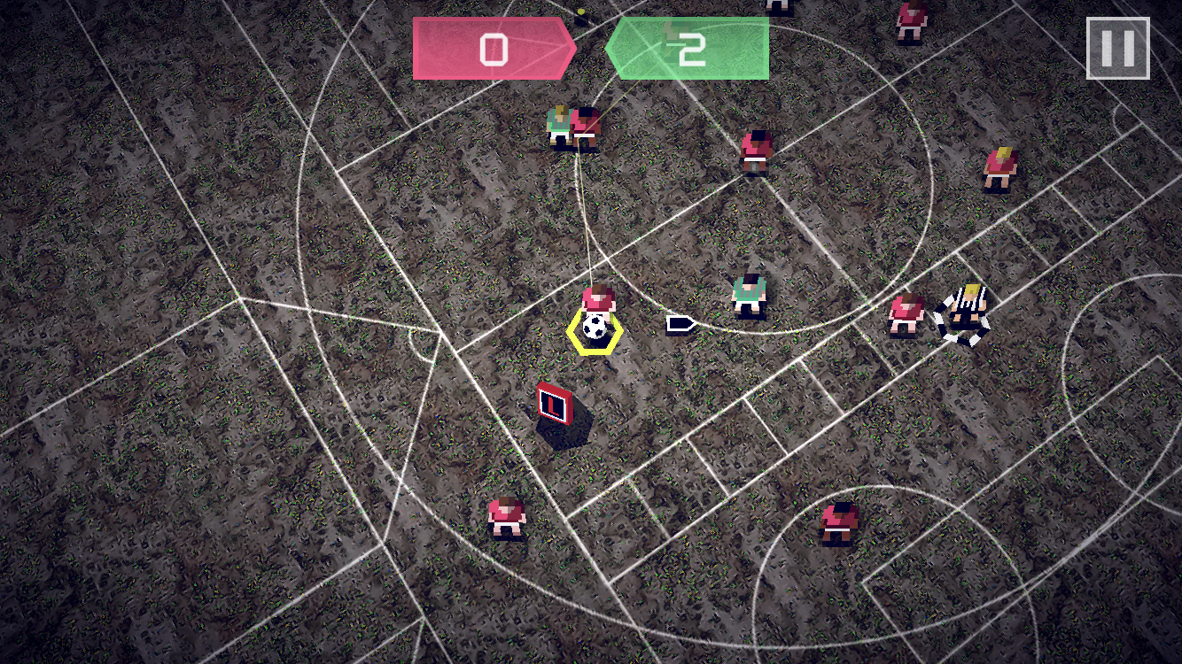 Kind of Soccer 2018 review - The best referee-attacking sim to hit the App Store this year