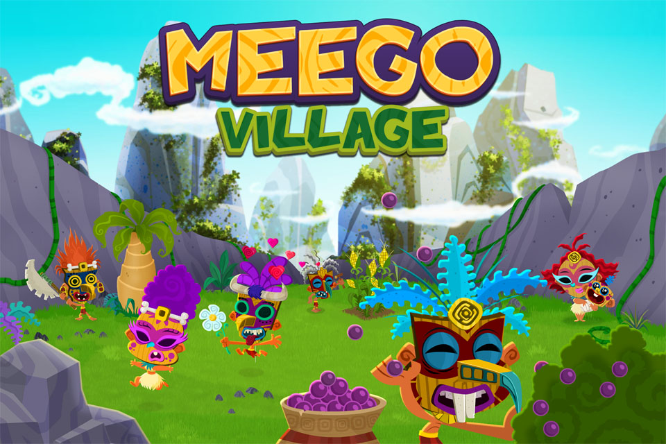 A Thinking Ape splices Creatures and Pocket God for iOS breeder Meego Village