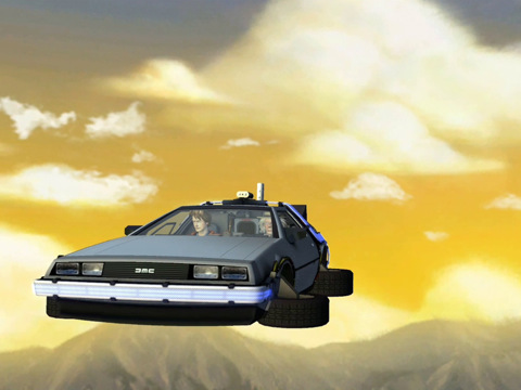 Marty and Doc return as Back to the Future Episode 2 for iPad hits the New Zealand App Store
