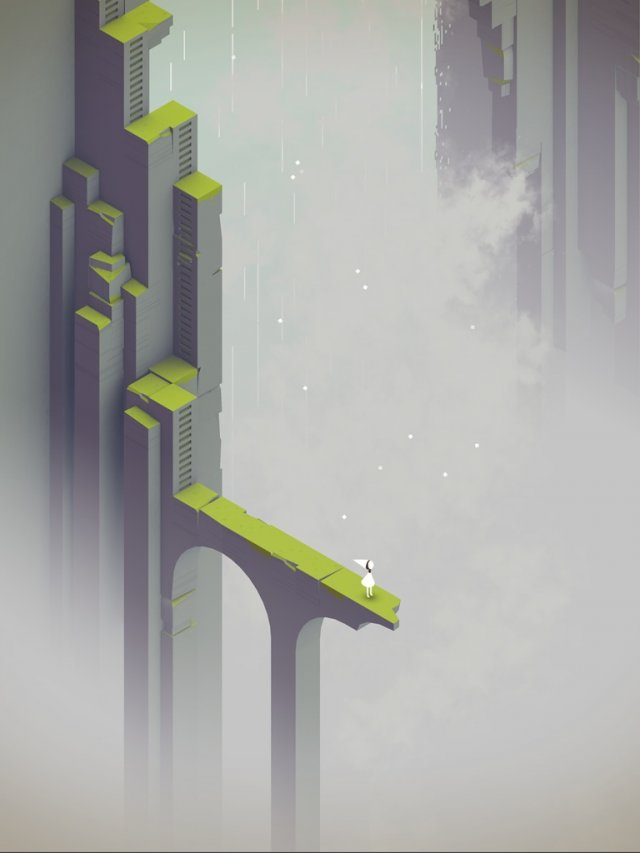 See the first screenshot from Monument Valley's huge upcoming update
