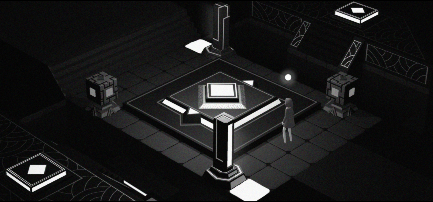 The isometric puzzler Fracter launches on iOS and Android next week and we're already creeped out