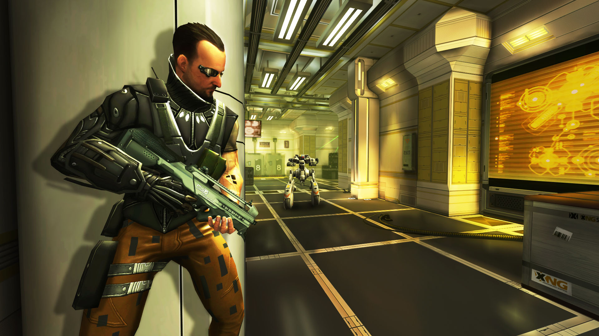 Eidos-Montréal removes anti-jailbreaking measure from Deus Ex: The Fall in latest update