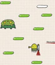Lima Sky's iPhone hit Doodle Jump coming to mobile