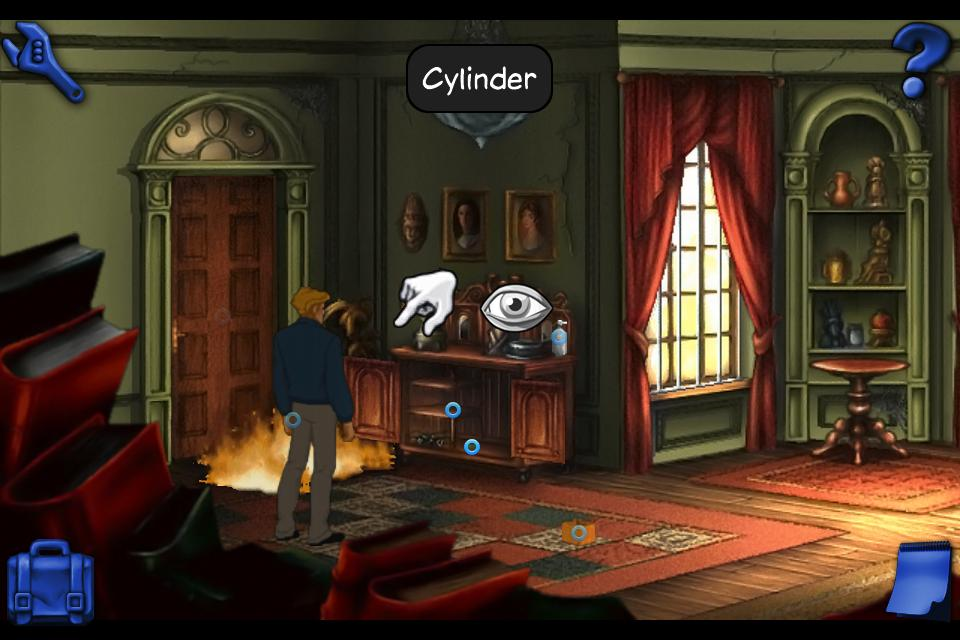 Broken Sword - The Smoking Mirror now compatible with 2nd-gen iOS devices