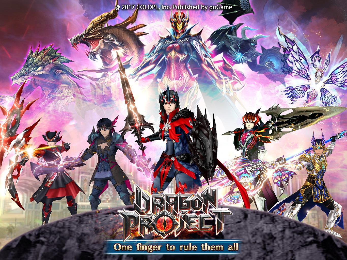 Dragon Project is here to fill your mobile Monster Hunter needs