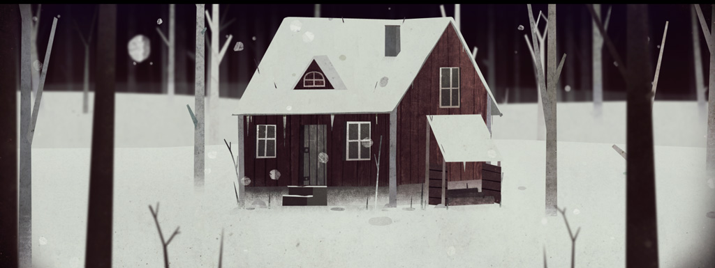 Beat Sneak Bandit developer Simogo reveals creepy new iOS game Year Walk