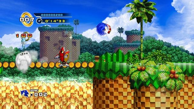 Sonic The Hedgehog 4 iPhone gets an early sale