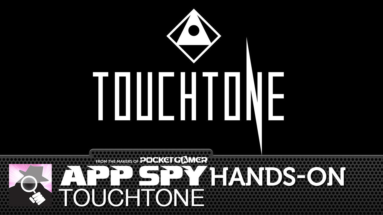 TouchTone is a game about future technology, big brother, and the power of the individual in society