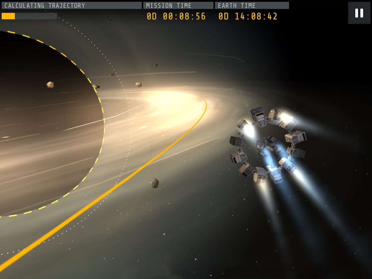Out at midnight: Interstellar lets you create solar systems, explore a player-created universe