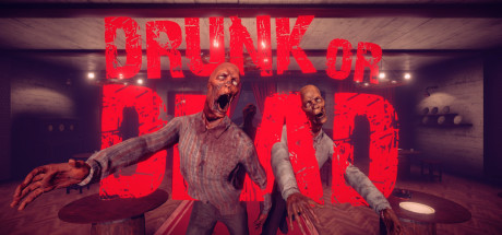 Take shots and slow down zombies in Drunk or Dead, out now on HTC Vive
