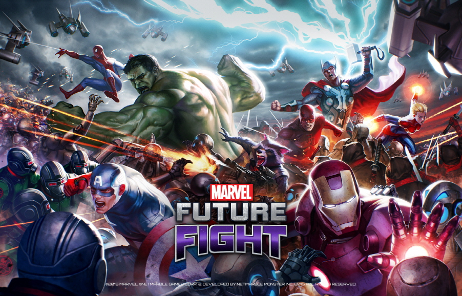 MARVEL Future Fight's latest update brings real-time PvP, new character and more