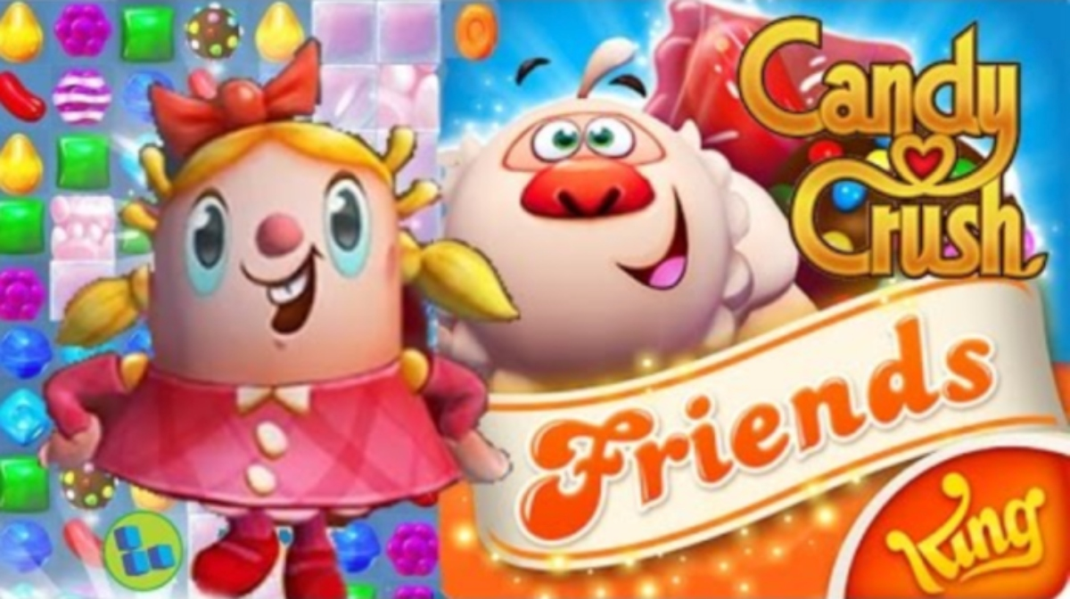 Candy Crush Friends Saga - 5 games to play when you're done