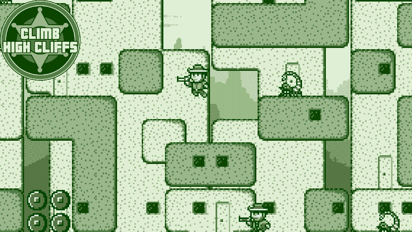 [Update] 2D Retro platformer 2-bit Cowboy Rides Again in westernvania sequel, out now on iOS