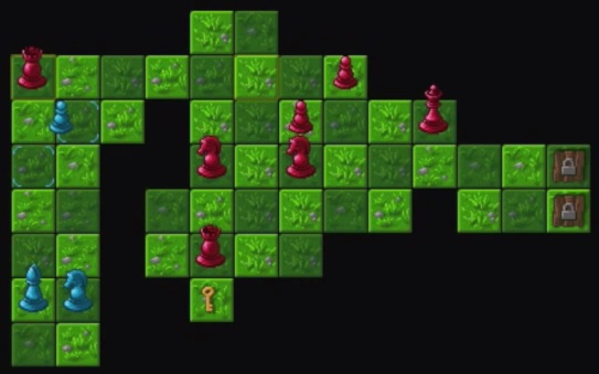 Chess and roguelikes merge in Chesslike, coming soon to iOS