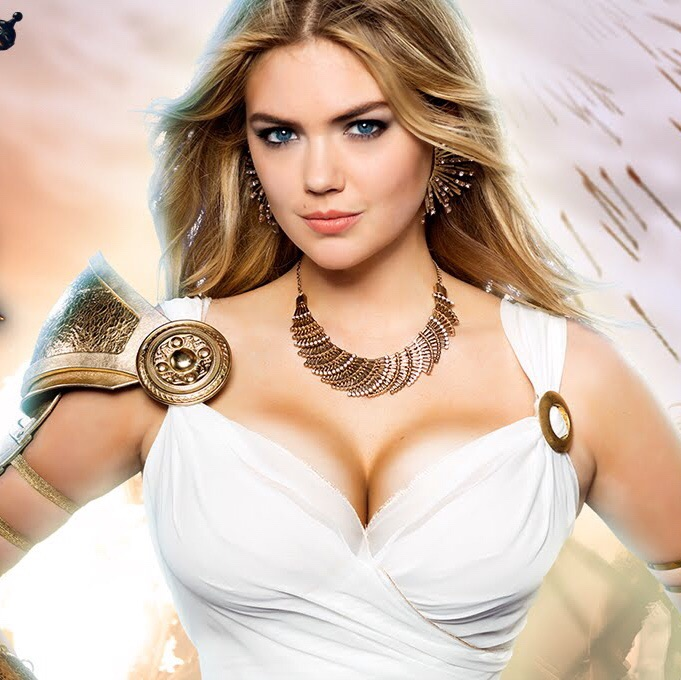 These crummy ads prove that, sadly, Kate Upton's sexy Game of War commercials are nothing new (NSFW)