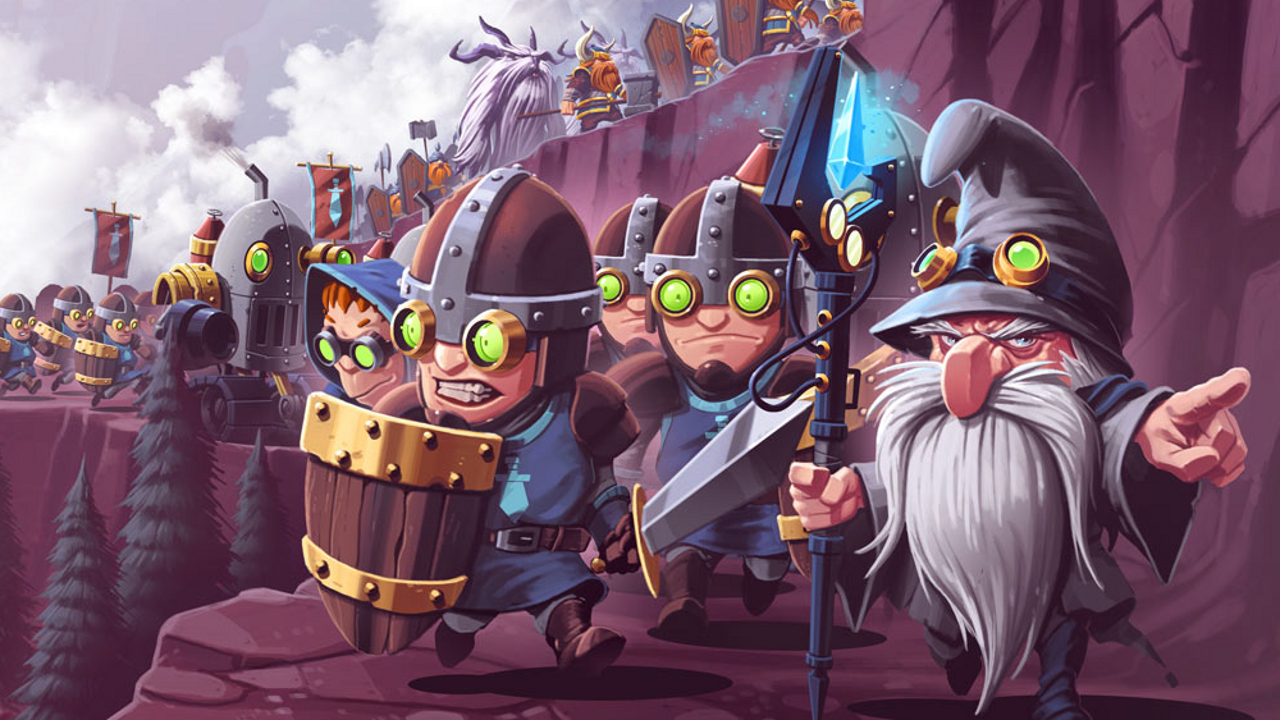 Tiny Realms is coming to Android, and you can play it first if you're a Pocket Gamer reader
