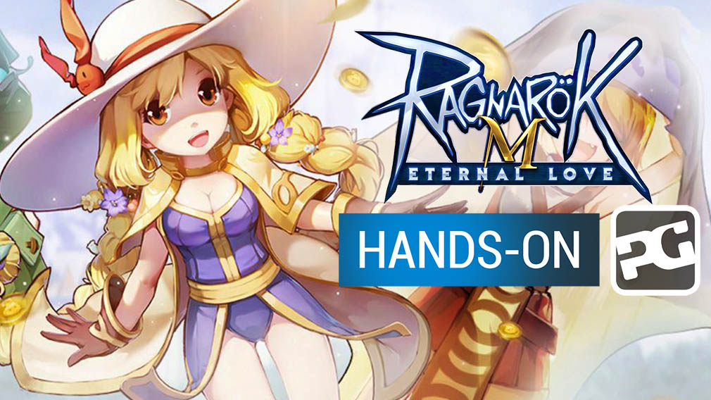 "Ragnarok M: Eternal Love video hands-on - ""An MMO fit for mobile?"""