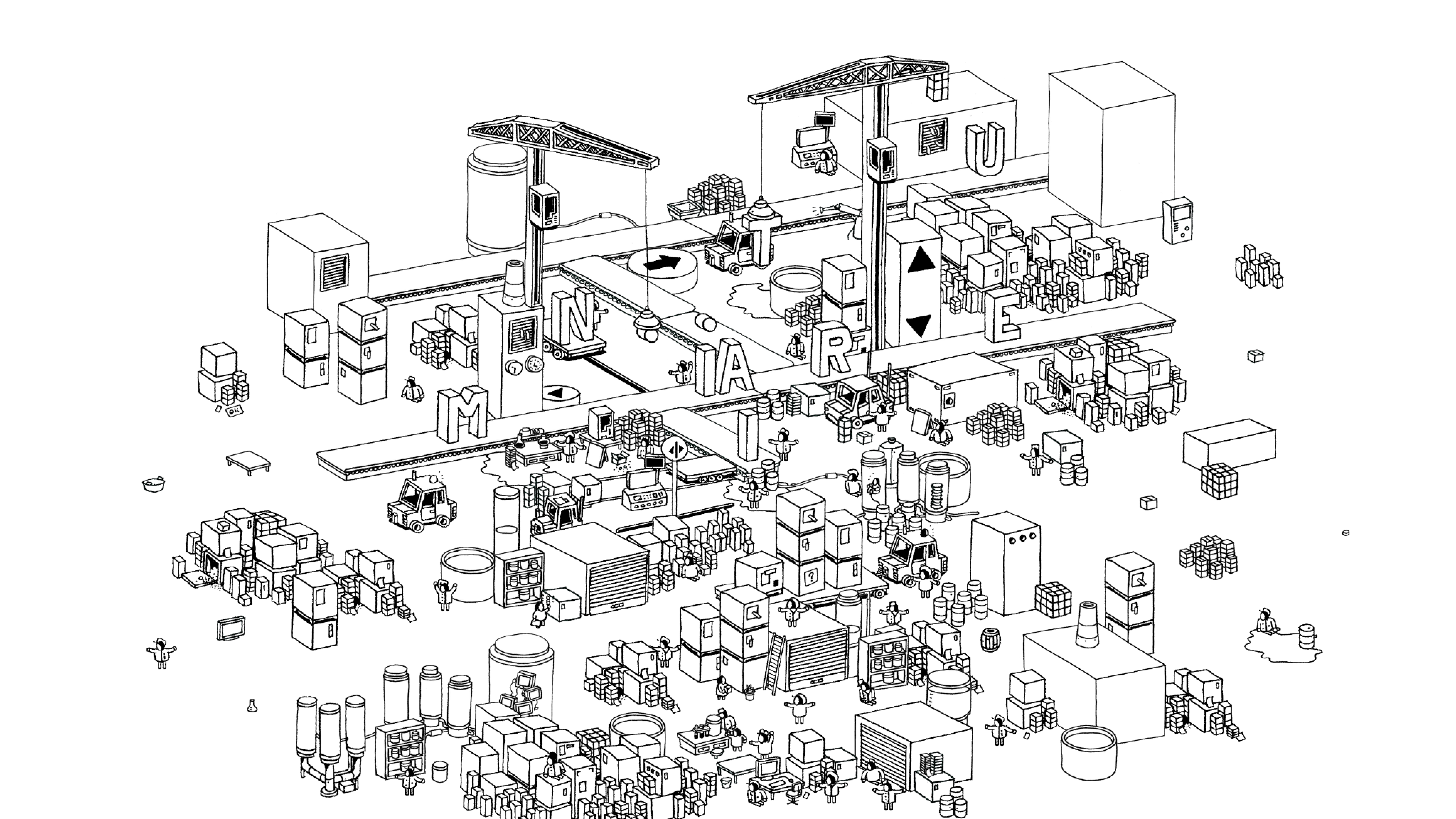 [Update] The simple puzzler, Hidden Folks, is out now on iOS