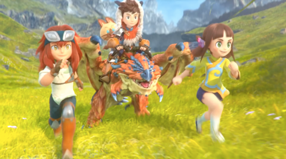Monster Hunter Stories has finally dropped on iOS in the west