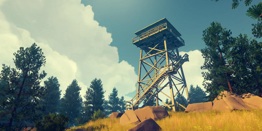 Firewatch is coming to Nintendo Switch much sooner than we thought