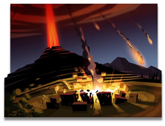 Mobile version of 22cans' Godus will be distributed through Mobage platform
